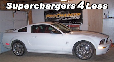 procharger installation instructions mustang